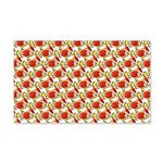 Christmas Clownfish Pattern Wall Decal