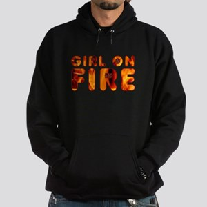 Hunger Games Girl on Fire Hoodie