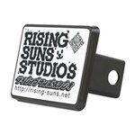 Risingsuns Studios J Black Hitch Cover