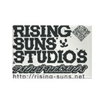 Risingsuns Studios J Black Magnets