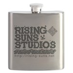 Risingsuns Studios J Black Flask