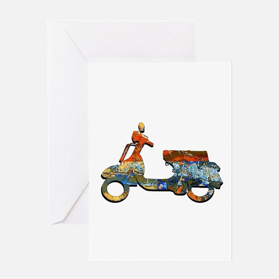 CRUISE ON Greeting Cards