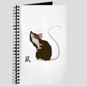 The Chinese Zodiac Rat Journal