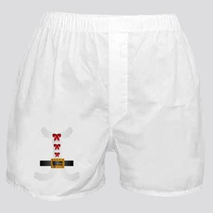 funny christmas Mrs Claus Boxer Shorts