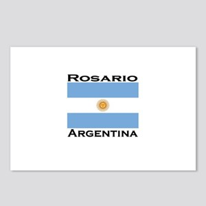 Rosario, Argentina Postcards (Package of 8)