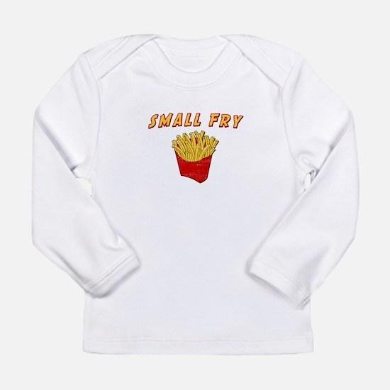 Cute Worn Long Sleeve Infant T-Shirt