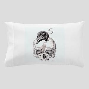 Skull Rat Pillow Case