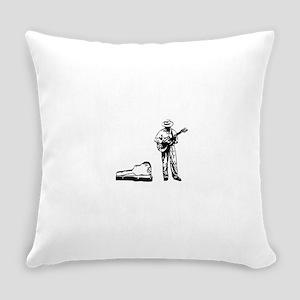 london busker Everyday Pillow