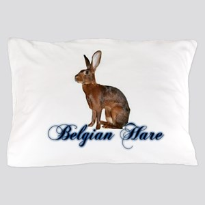 Belgian Hare Pillow Case