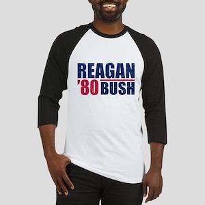 REAGAN-BUSH 80 Baseball Jersey