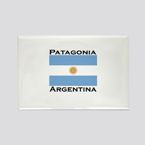Patagonia, Argentina Rectangle Magnet