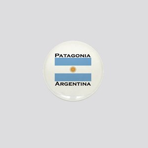 Patagonia, Argentina Mini Button