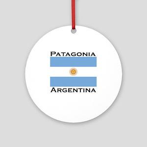 Patagonia, Argentina Ornament (Round)