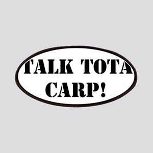 I TALK TOTAL CARP! Patch