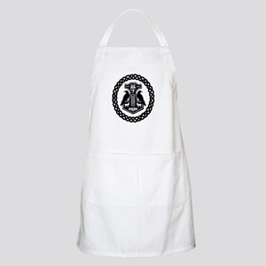 Thor's Hammer in Celtic Knot Circle Apron