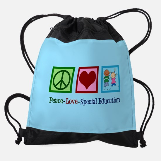 Special Education Teacher Drawstring Bag