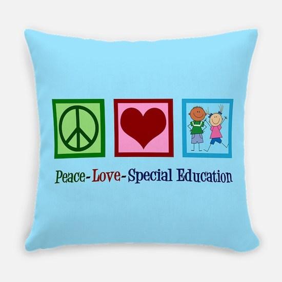 Special Education Teacher Everyday Pillow