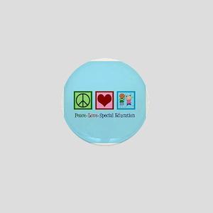 Special Education Teacher Mini Button