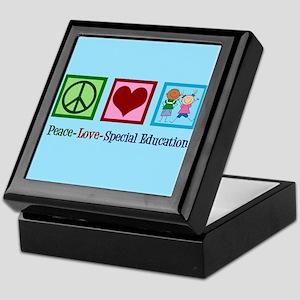 Special Education Teacher Keepsake Box