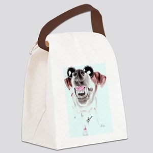 Daisy in Shades Canvas Lunch Bag