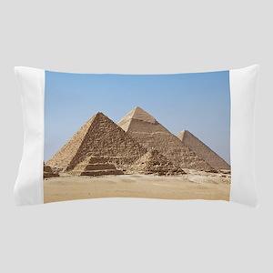 Pyramids at Giza Egypt Pillow Case