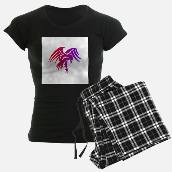 eagle tribal tattoo design Pajamas