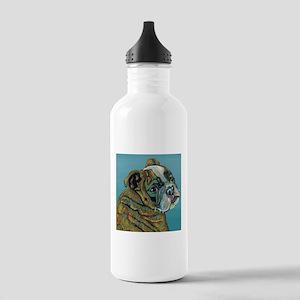 Olde English Bulldogge Water Bottle