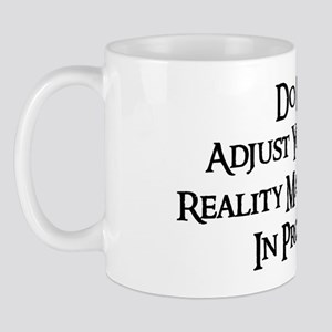 Reality Malfunction Mug