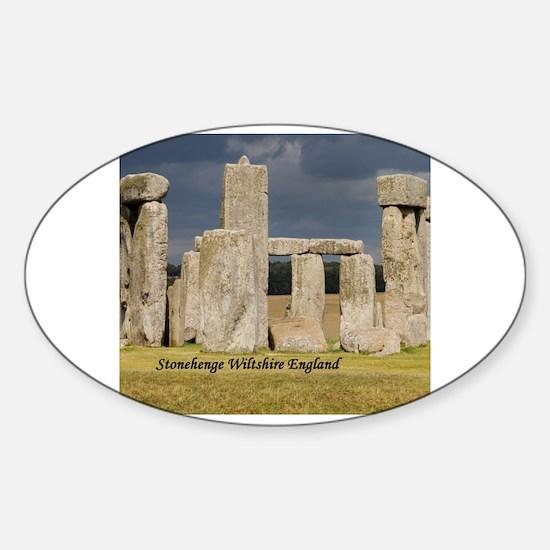 Prehistoric kingdom Sticker (Oval)
