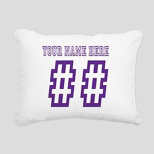 Game Day Rectangular Canvas Pillow