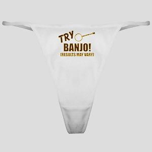 Retro Banjo Classic Thong