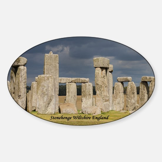 Cool Prehistoric kingdom Sticker (Oval)