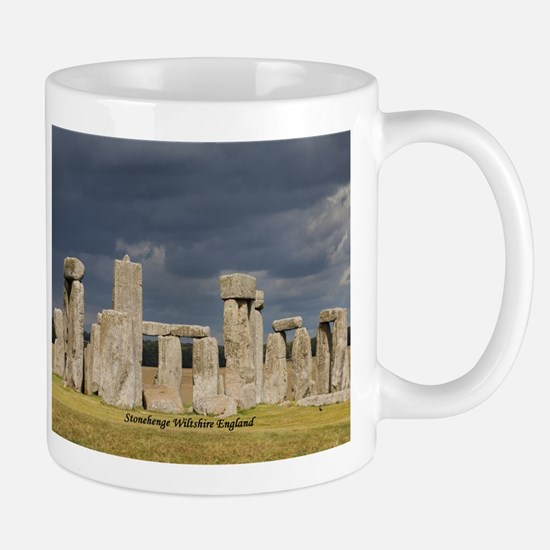 Stonehenge Wiltshire England United Kingdom Mugs