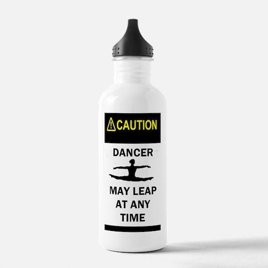 Cute Dance Water Bottle
