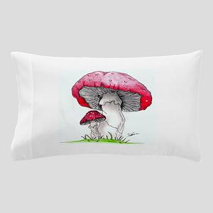 Shrooms Pillow Case
