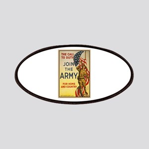 WWI Join the Call to Duty Army Propaganda Patch