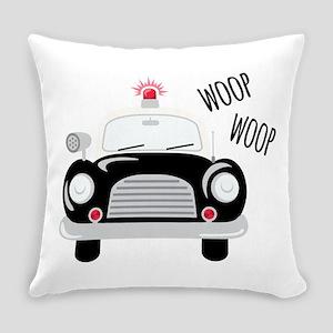 Siren Woop Everyday Pillow