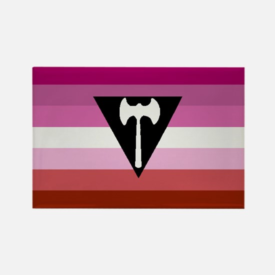 Lesbian Pride Magnets