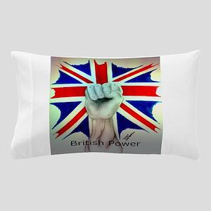 British Power Pillow Case