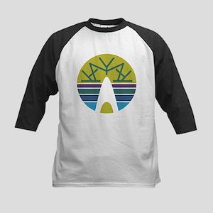 Kayak Emblem Baseball Jersey