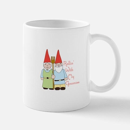 Rollin Gnomes Mugs