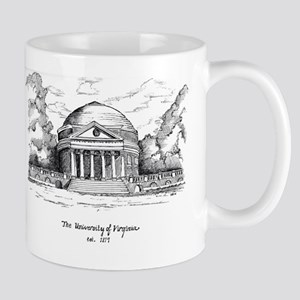 Uva Rotunda Artwork Mugs