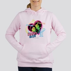Joanie and Chachie Women's Hooded Sweatshirt