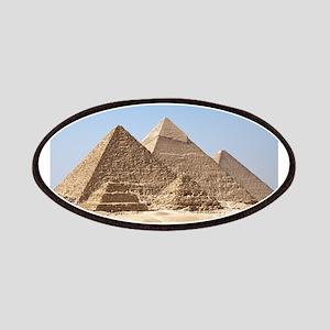 Pyramids at Giza Egypt Patch