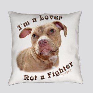 Im A Lover Everyday Pillow