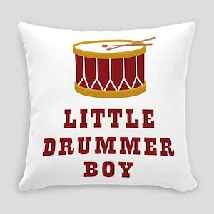 Little Drummer Boy Everyday Pillow