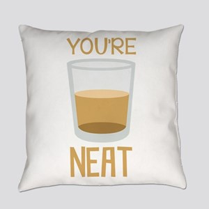 Youre Neat Everyday Pillow