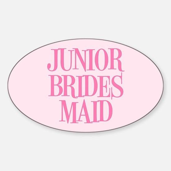 Junior Bridesmaid Decal