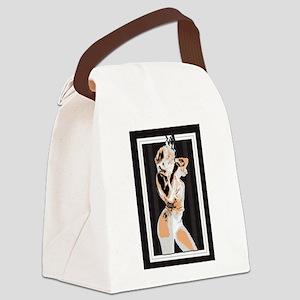 Bong Toke Canvas Lunch Bag