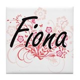 Fiona Tile Coasters